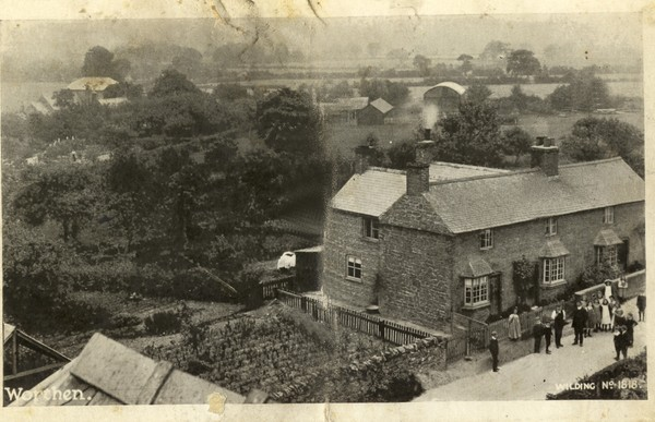 Worthen bank cottages